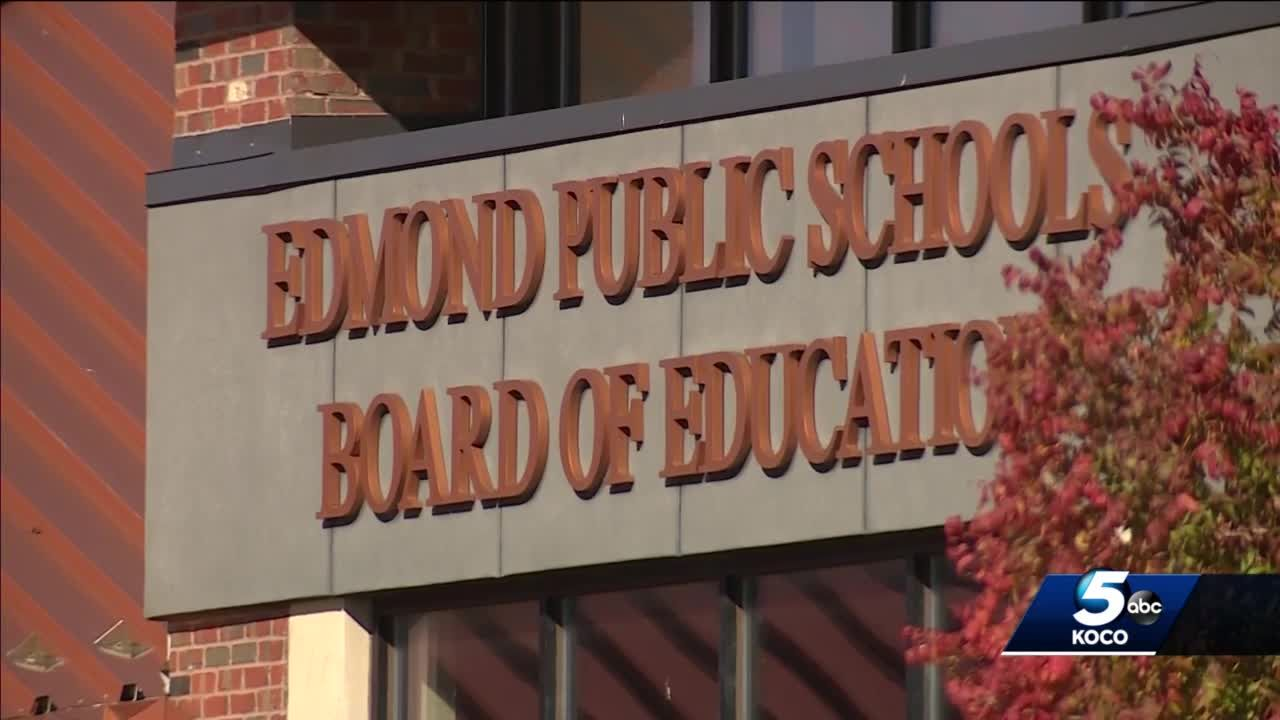 Edmond police investigate substitute teacher who was removed from teaching
