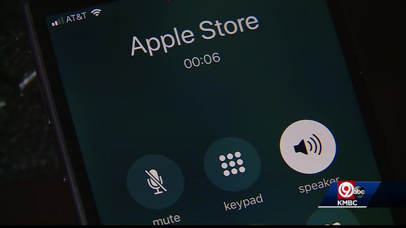 New phone scam targets Apple customers