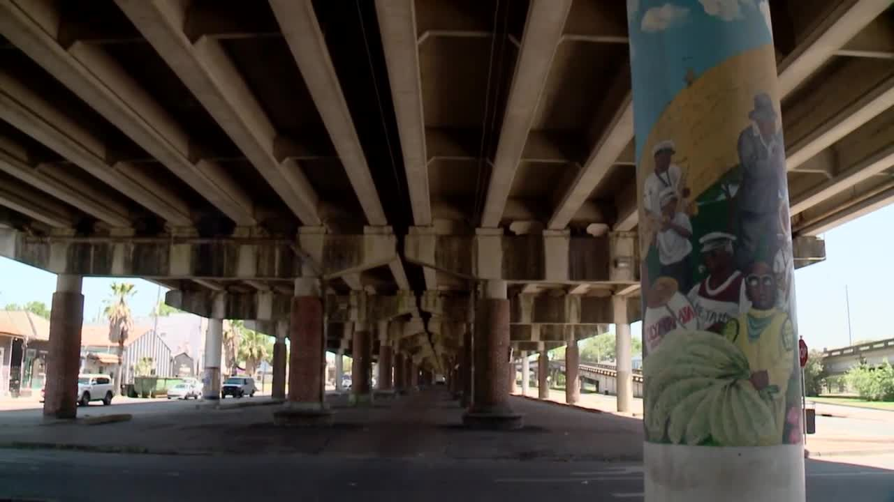 Movement to remove Claiborne Expressway gets presidential backing