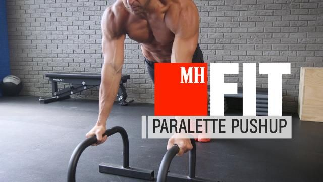 The Pushup Variation That Also Shreds Your Abs