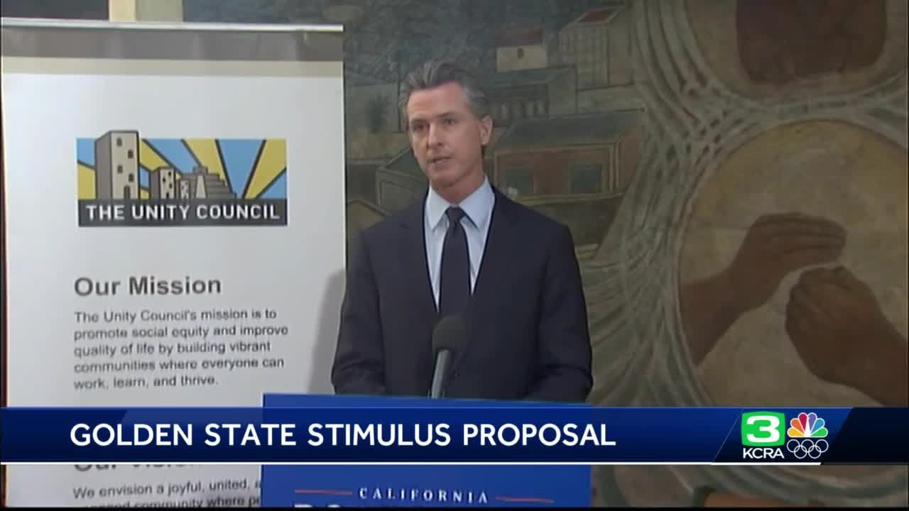 Golden State Stimulus Check now going to more Californians