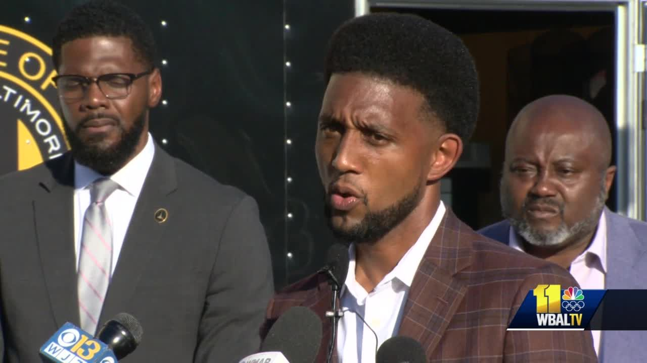Scott responds to criticism over handling of crime in Baltimore