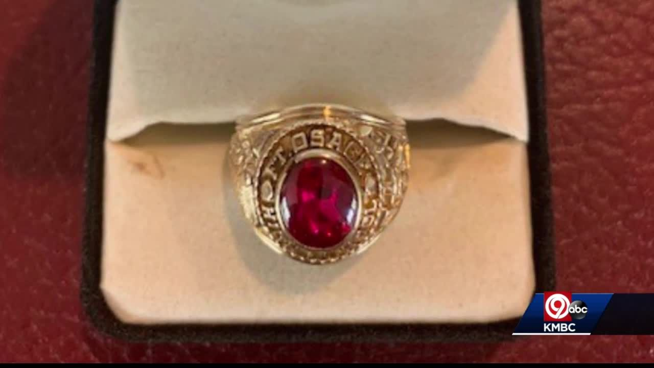 Child hunting for crawdads in 1985 finds class ring, social media finds owner