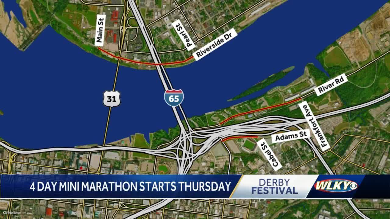KDF miniMarathon & Marathon: Traffic impacts, race details and more
