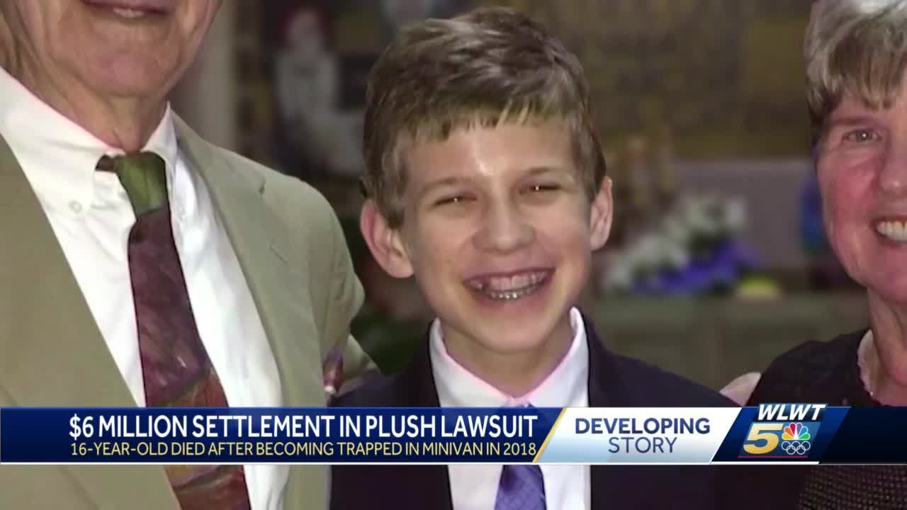 Family of Kyle Plush reaches $6 million settlement in wrongful death lawsuit