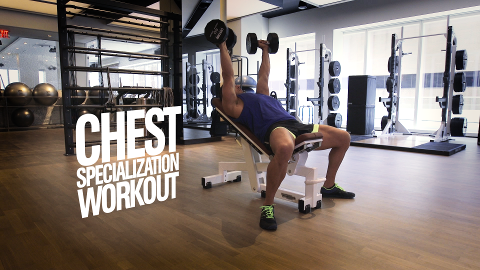 The Ultimate Workout For a Bigger, More Powerful Chest