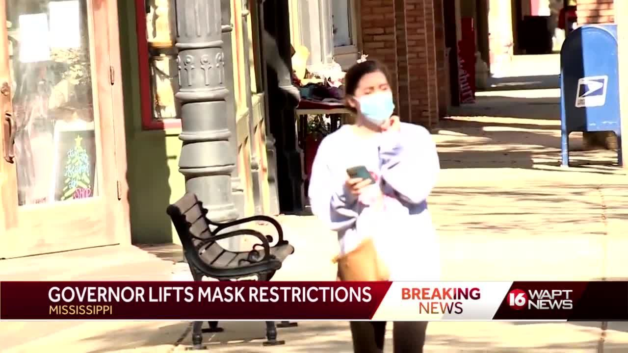 Governor signs new order lifting mask mandates for counties