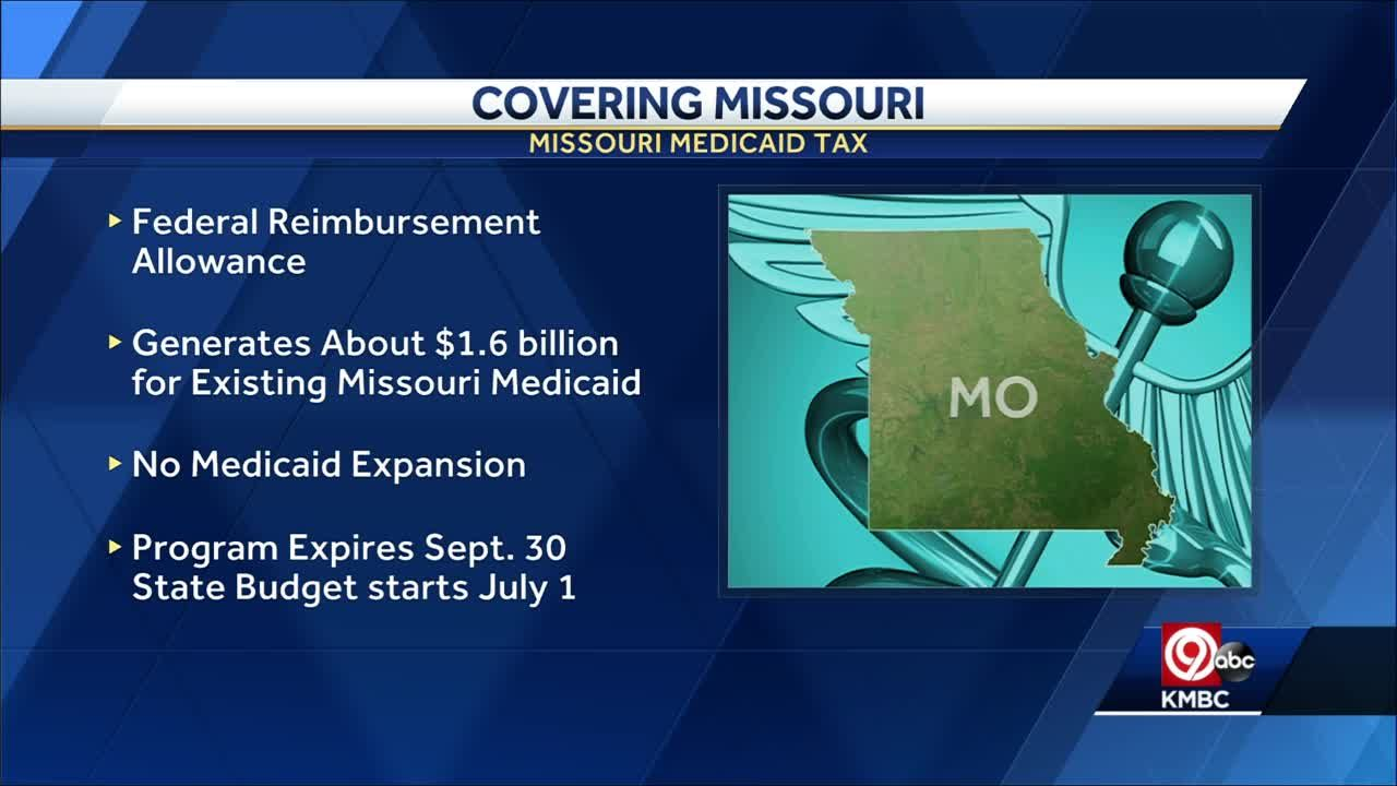 Missouri Gov. Parson may be on verge of calling lawmakers back into session