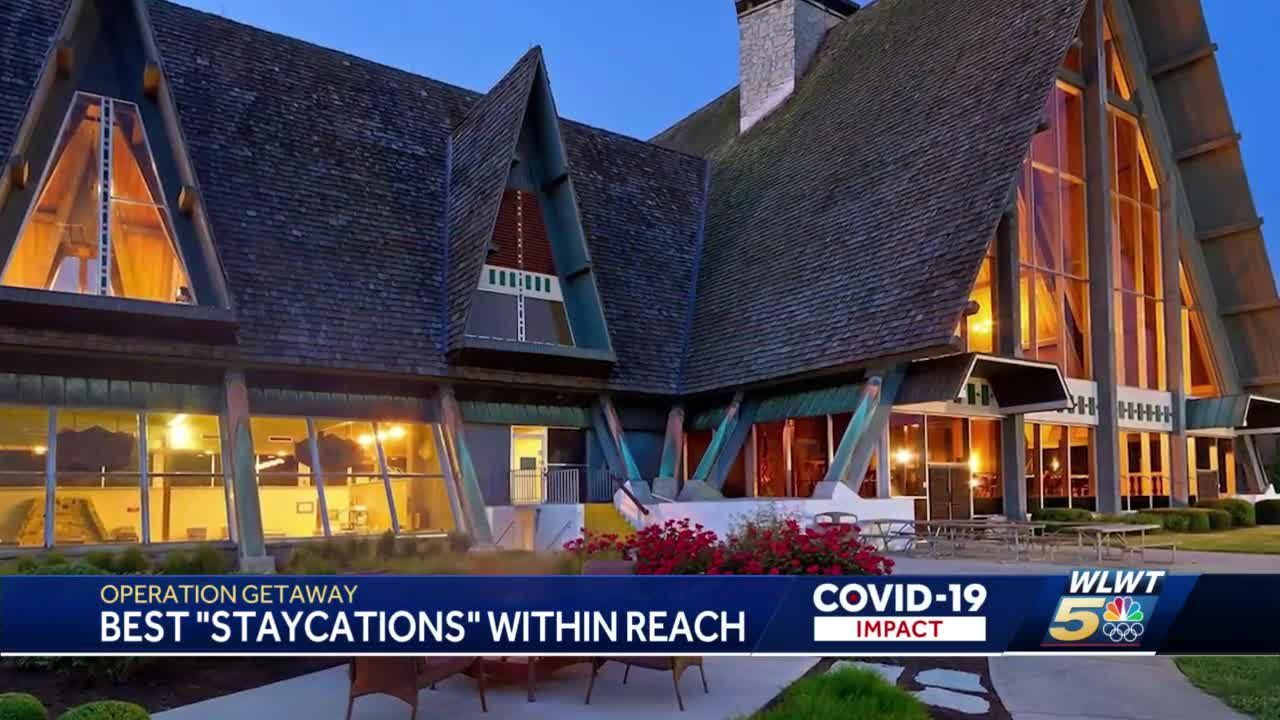 Best staycations within reach of Greater Cincinnati