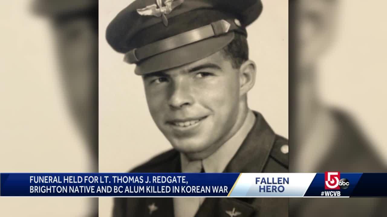 Finally home: Fallen Korean War soldier laid to rest