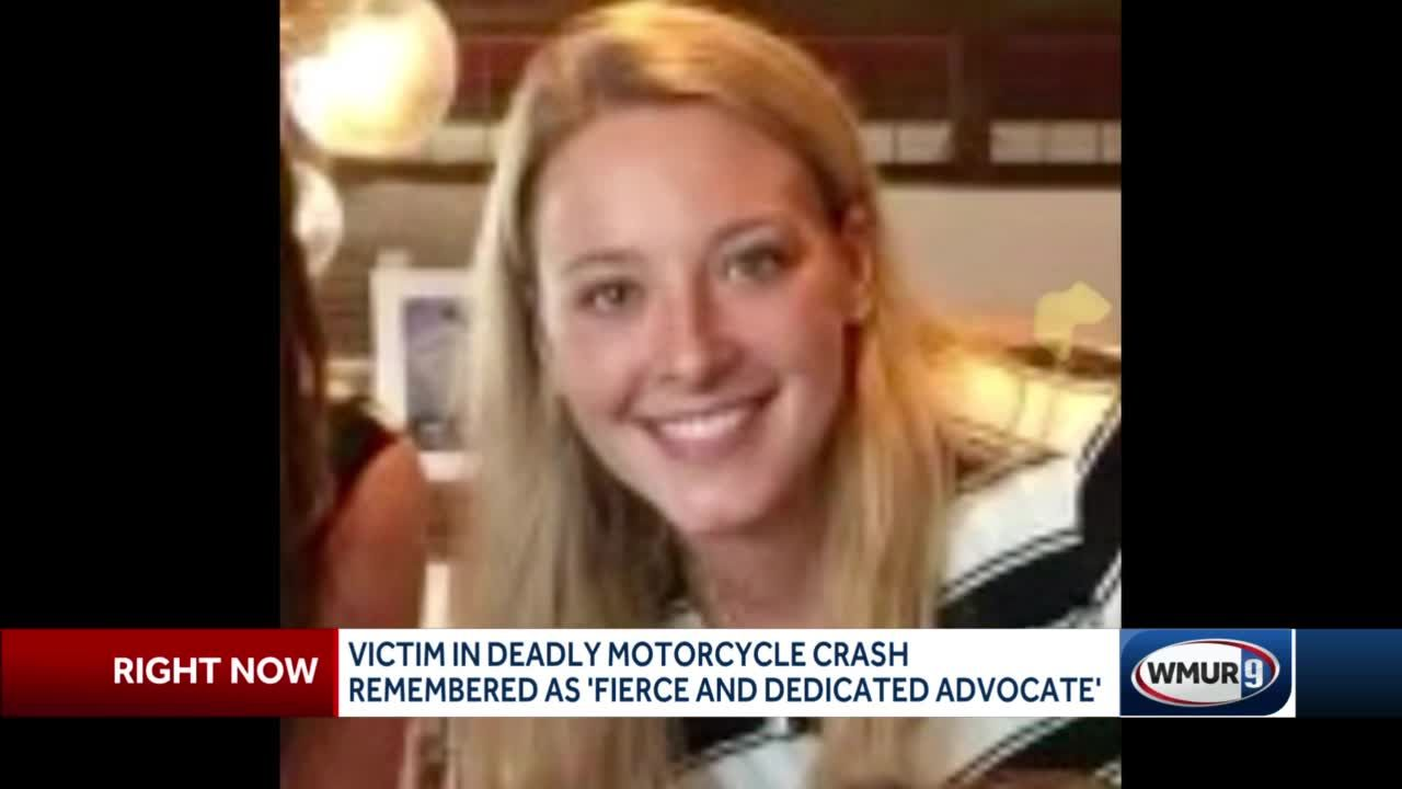Victim in deadly motorcycle crash remembered