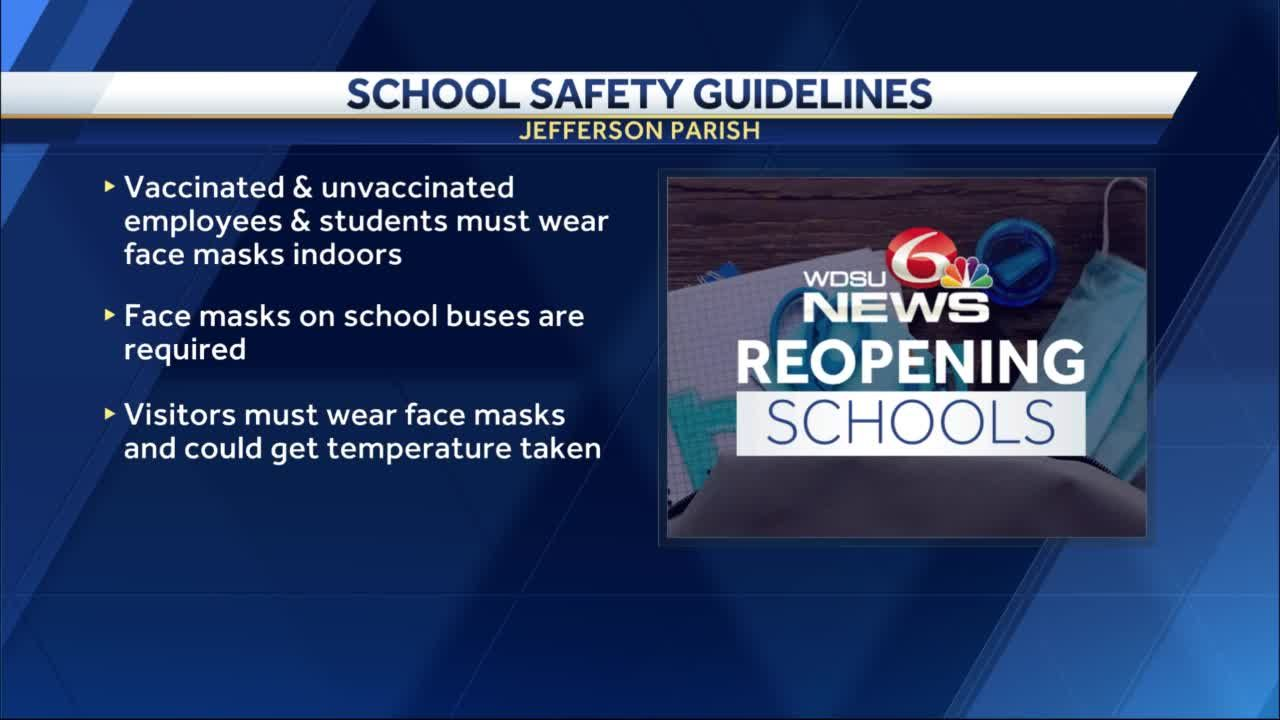 school safety guidelines