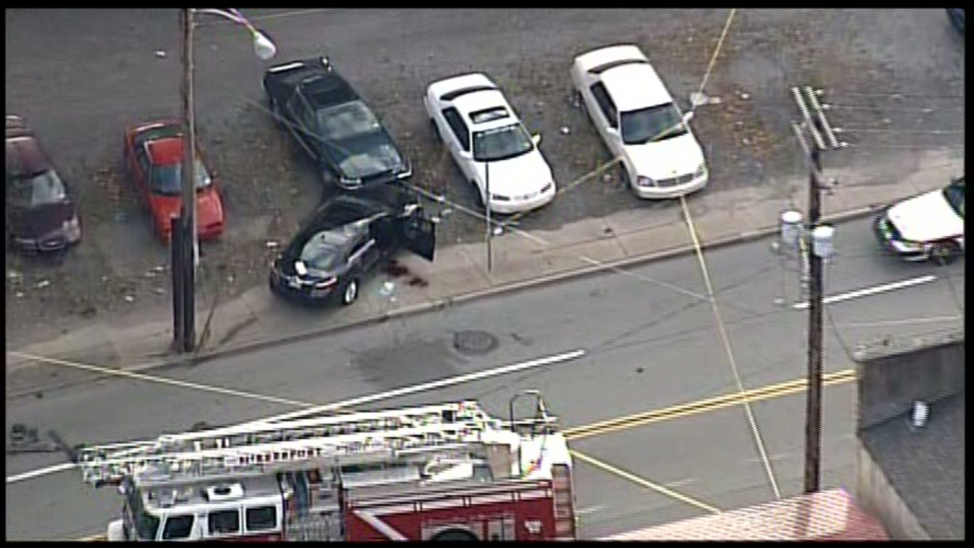 Raw video: Fatal crash in McKeesport