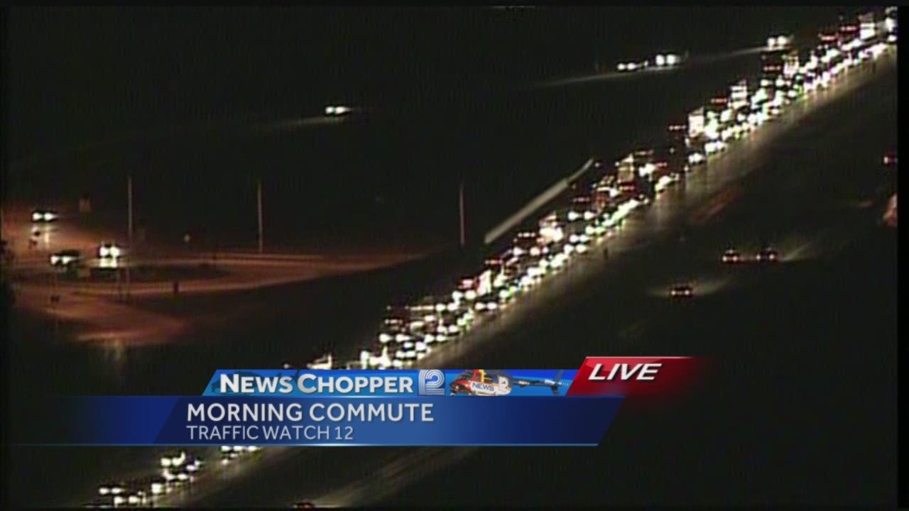 Accident causes delay on I-94 EB in Delafield