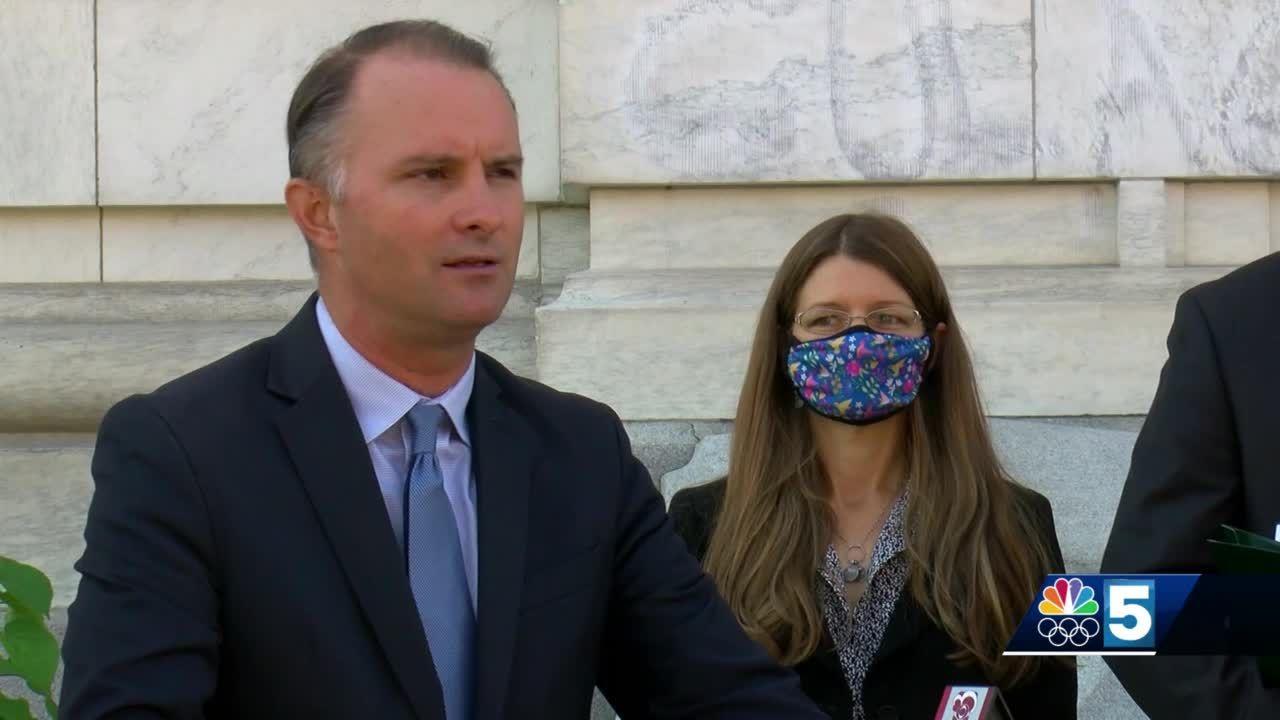 Vermont attorney general announces lawsuit against fossil fuel groups