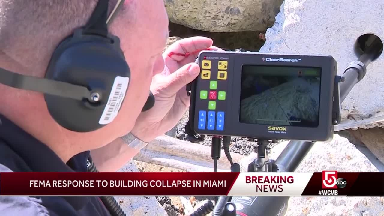 Local tactical teams break down Miami collapse rescues, response