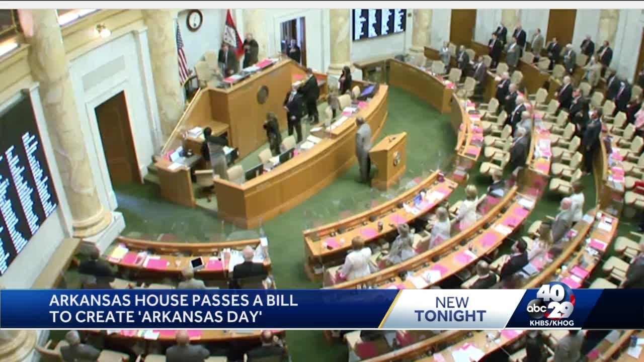 Arkansas House votes to end state's 'Confederate Flag Day'
