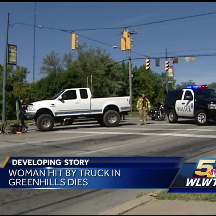 Woman struck by pickup on Winton Road dies of her injuries