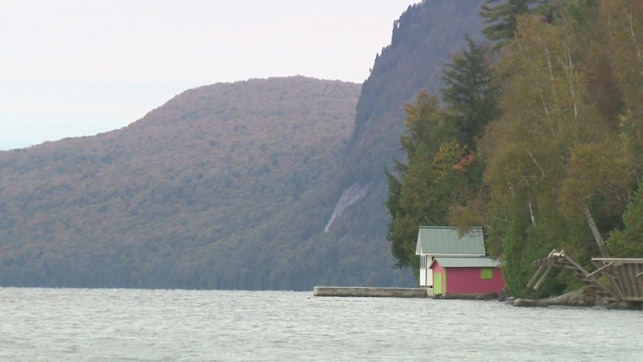 Deep Dark And Beautiful Vermont S Lake Willoughby