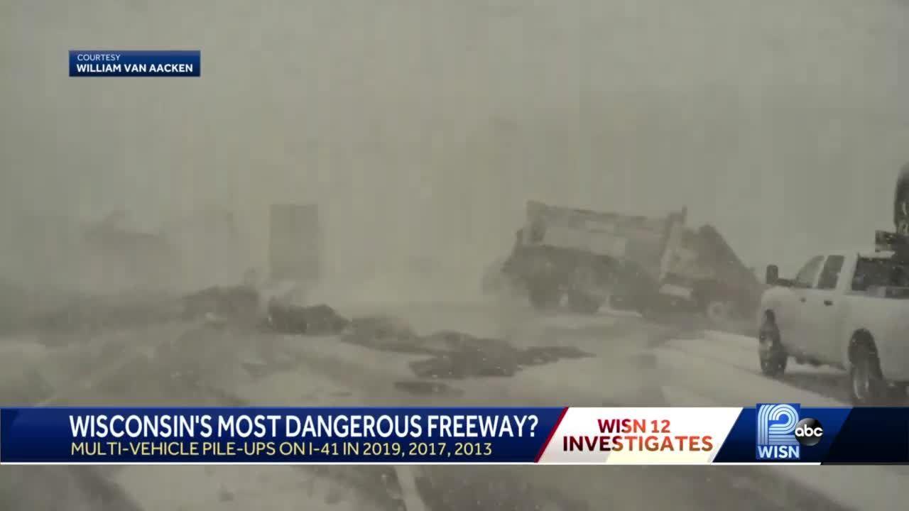 I-41: Wisconsin's most dangerous freeway?