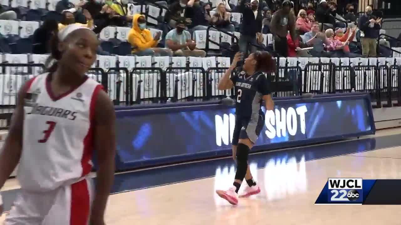 Georgia Southern snaps four-game losing streak