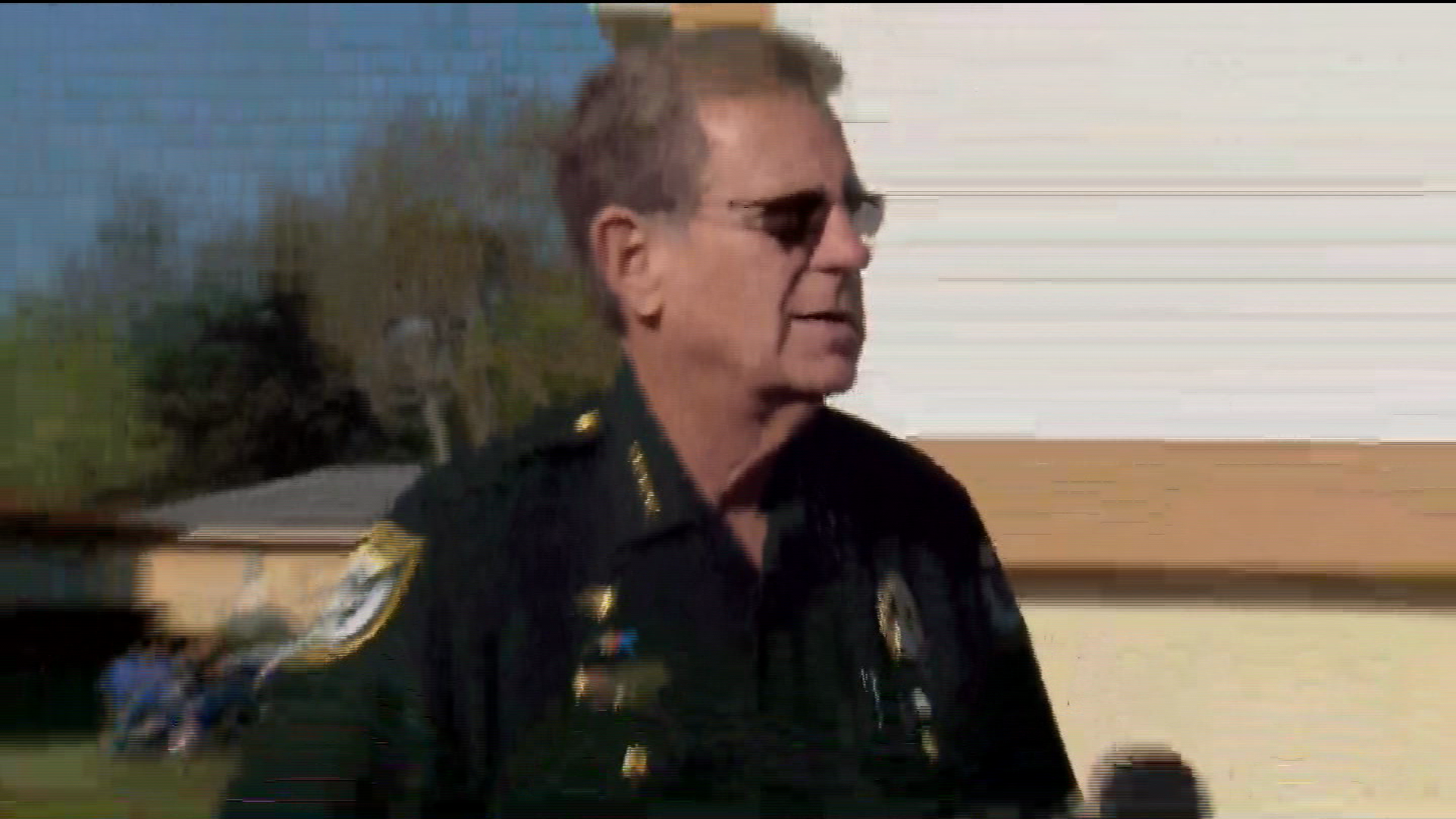 Raw video: Volusia County sheriff holds press conference about  deputy-involved shooting