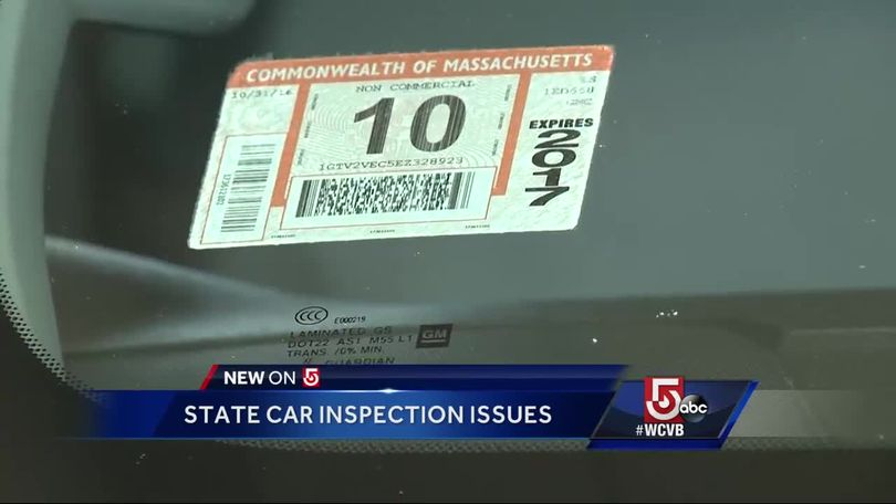 Stations Running Into Problems With New Vehicle Inspection System