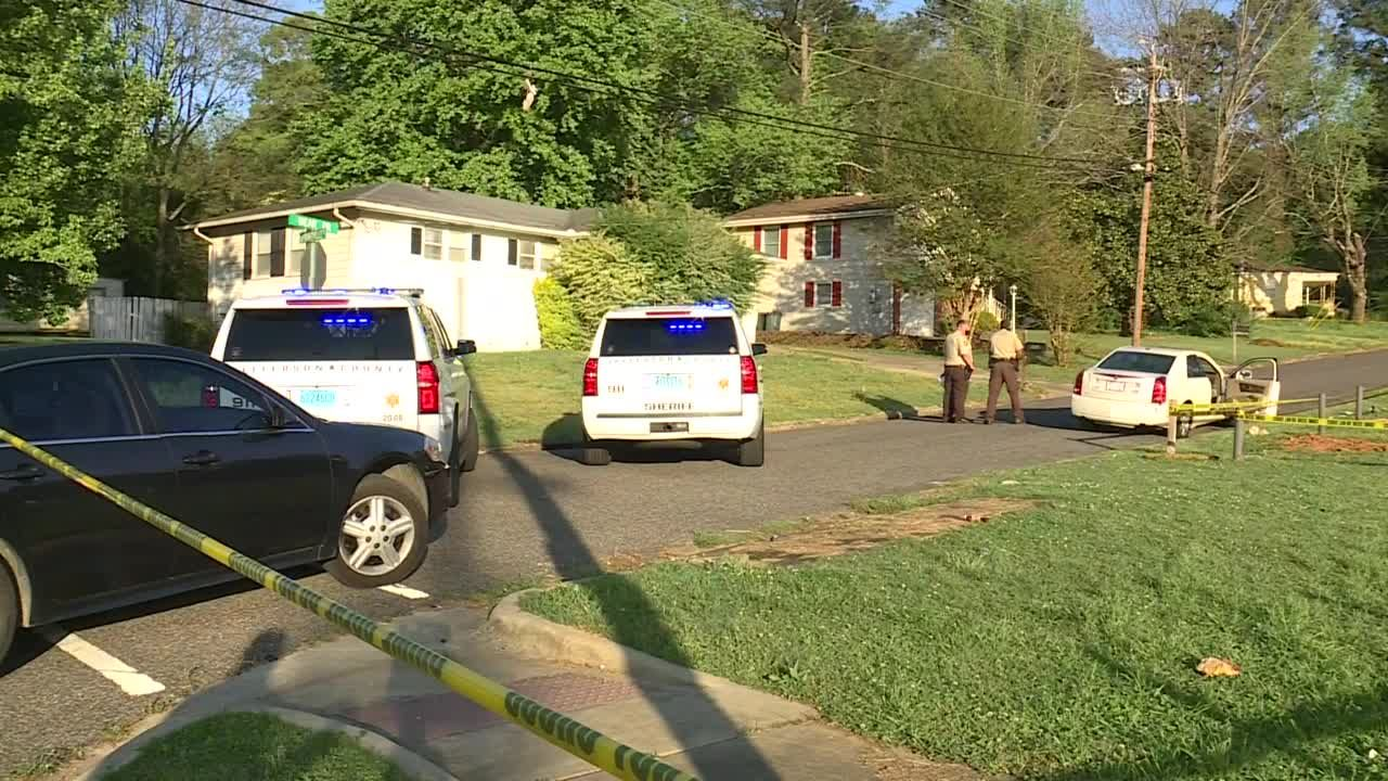 Deadly shooting in Jefferson County