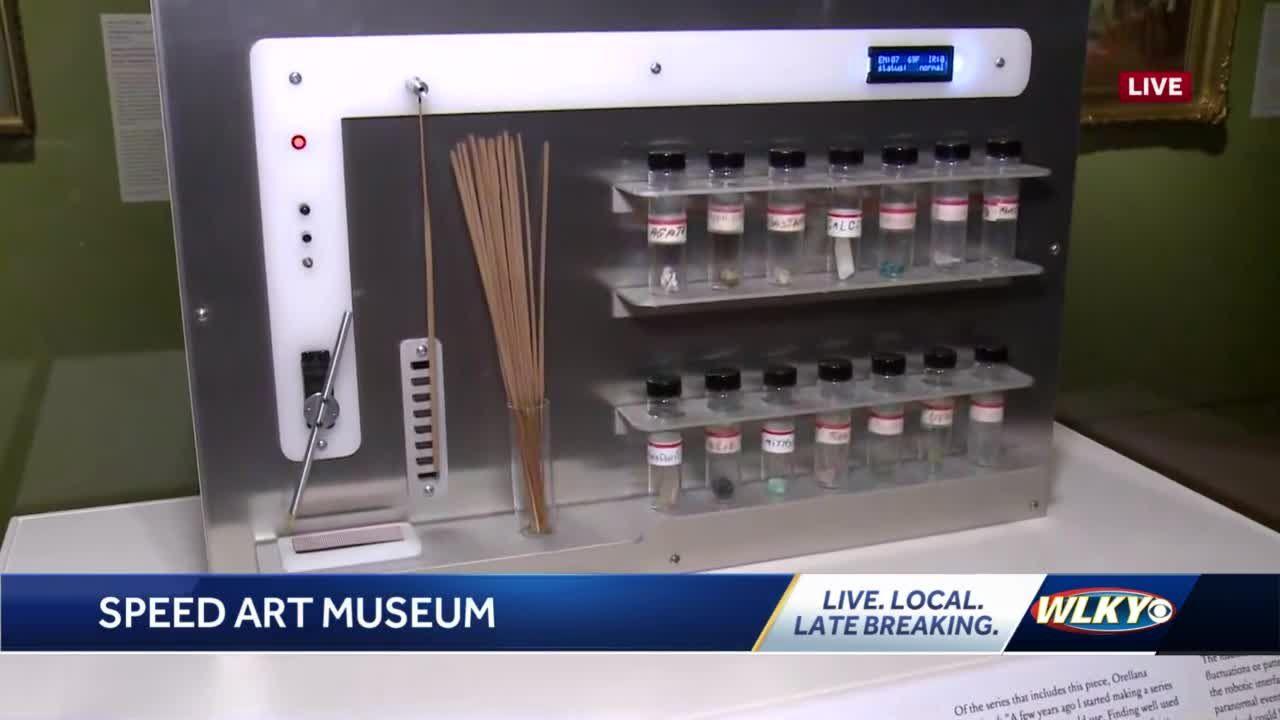 New exhibit at Speed Art Museum highlights supernatural America