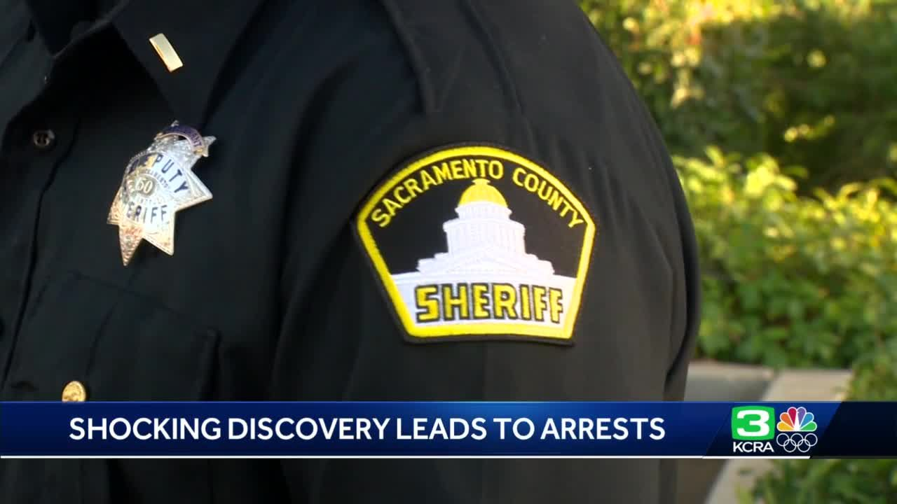 Home renovation in Orangevale leads to arrest in Texas on child pornography charges