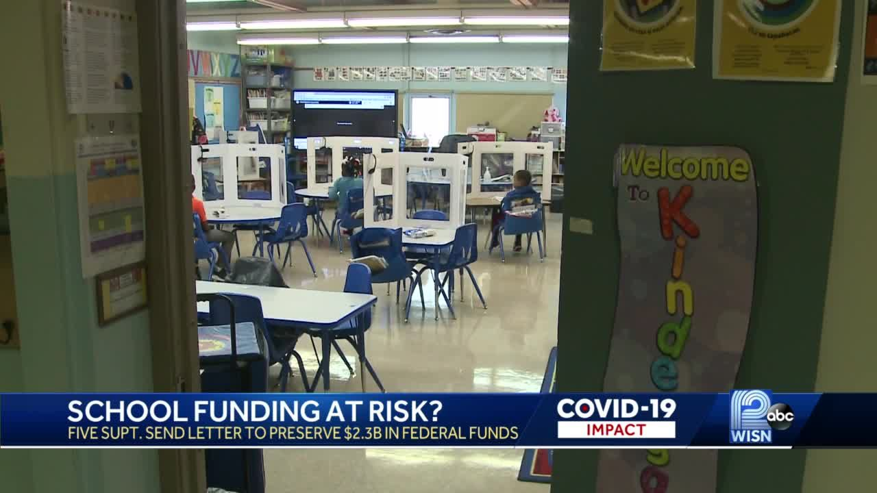 Biggest Wisconsin school districts 'dismayed' at risk of losing $2.3B in aid