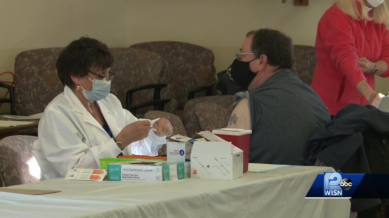 Mass COVID-19 clinic goes ahead with J&J vaccine