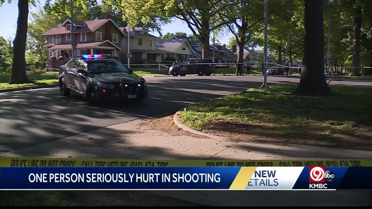 Kansas City police investigate shooting near 40th, Benton