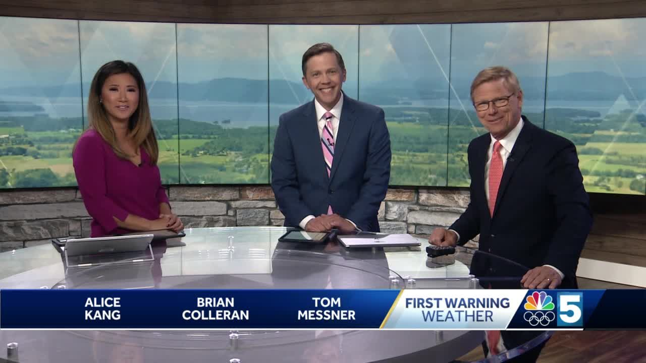 Video: Tom Messner is watching for more sun Thursday. 6.16.21