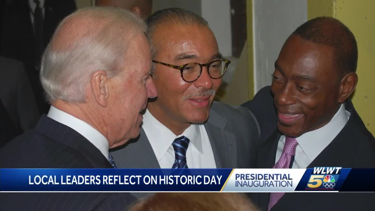 Former Cincinnati mayor says new Biden-Harris administration is a 'great day' for America