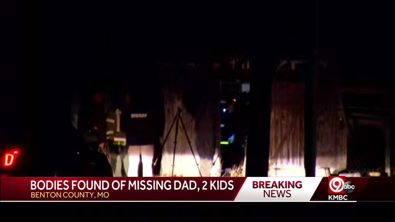 Authorities find bodies of man, 2 sons reported missing