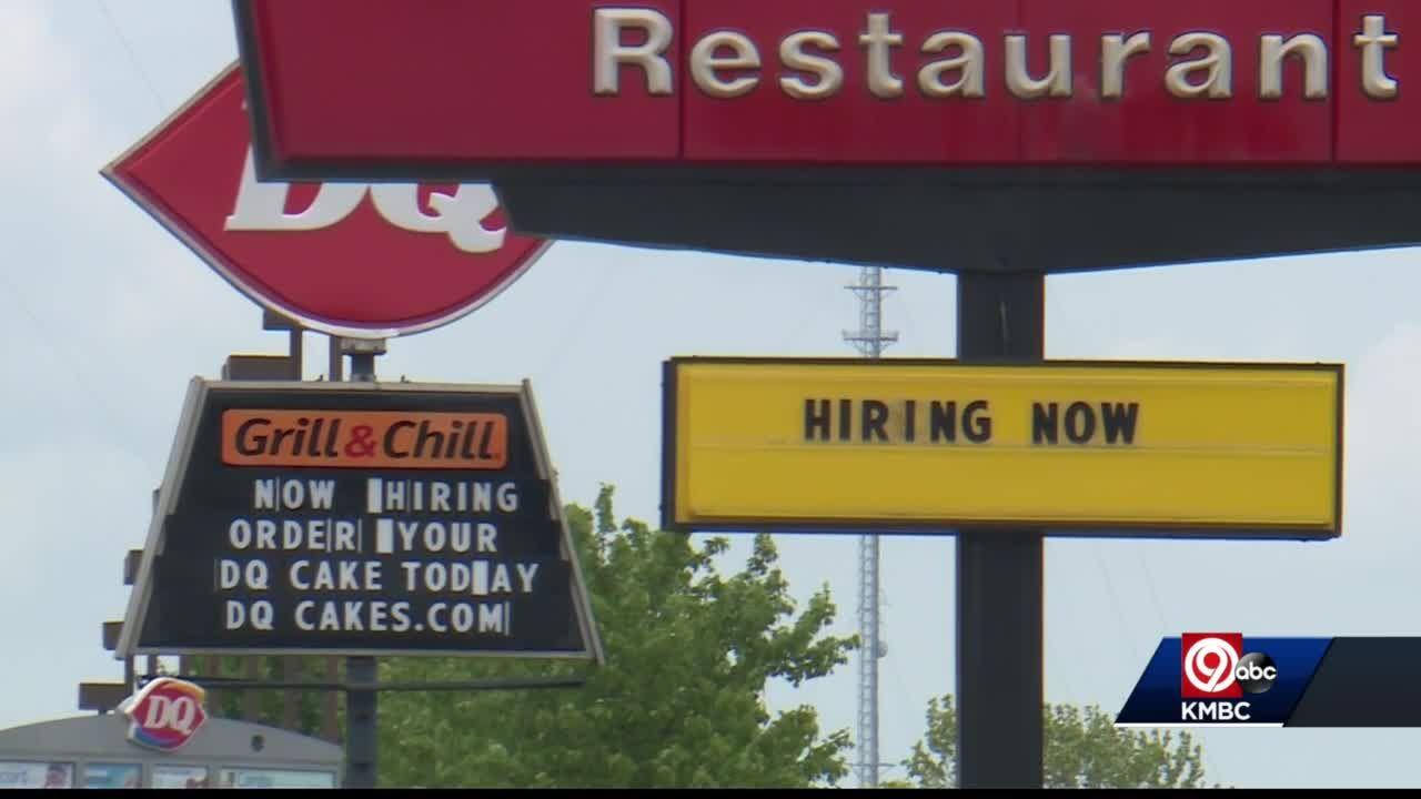 Senator wants Kansas to end added federal unemployment benefits