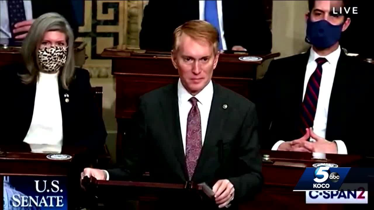 Activists call for Sen. Lankford to step down from Tulsa Race Massacre Centennial Commission