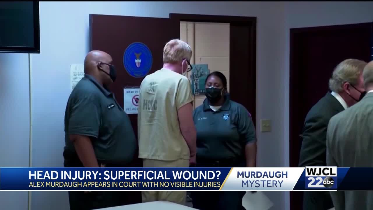 What is a superficial head wound? Doctor weighs in after Murdaugh bond hearing