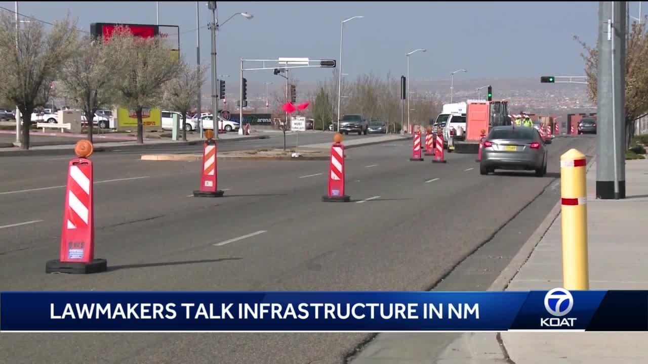 Lawmakers talk infrastructure in NM