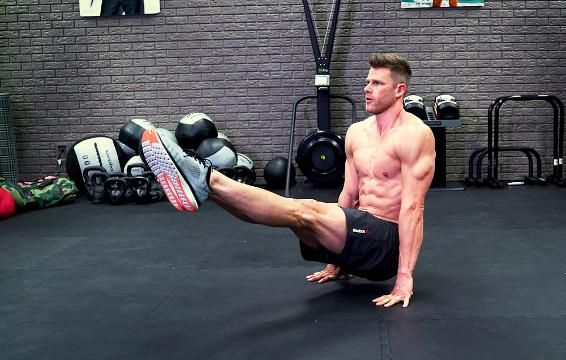 The Best Abs Workout You're Not Doing