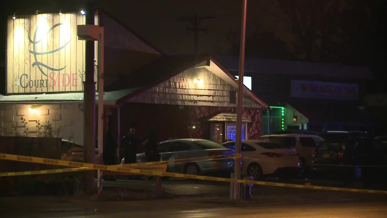 Milwaukee police investigate deadly shooting near bar