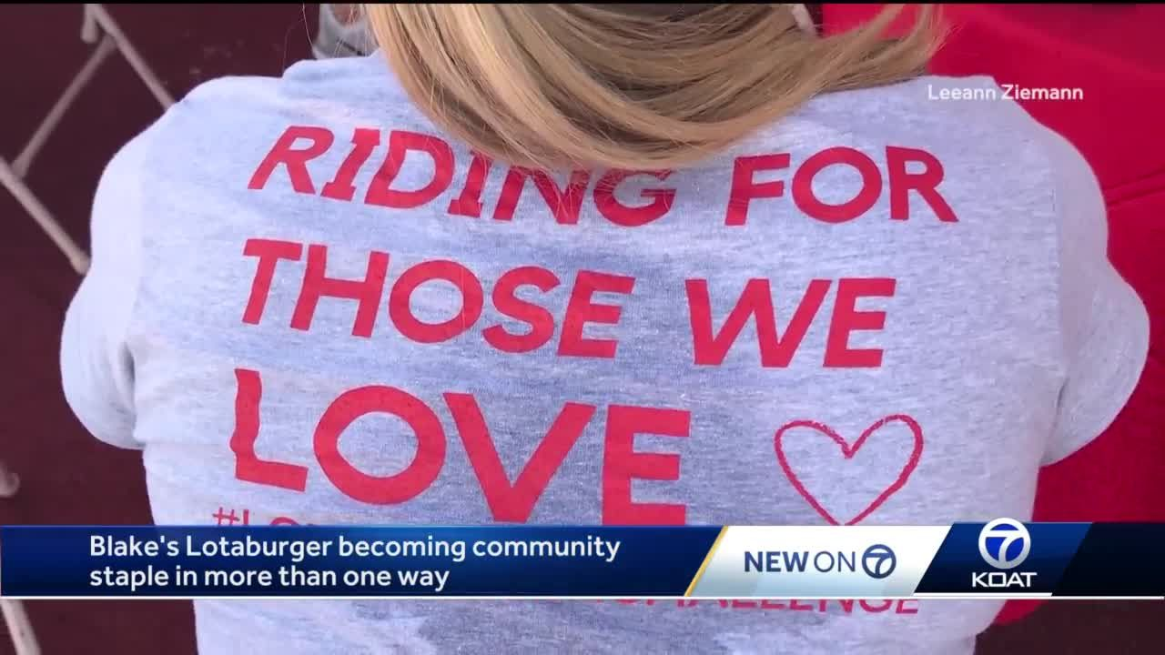 Blake's Lotaburger becomes community staple in multiple ways