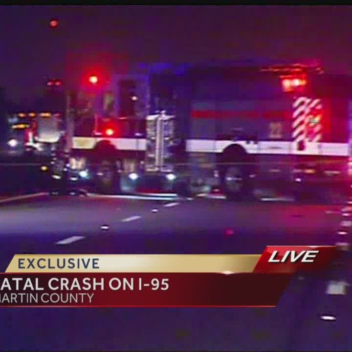 Fatal crash on I-95 shuts down all northbound lanes