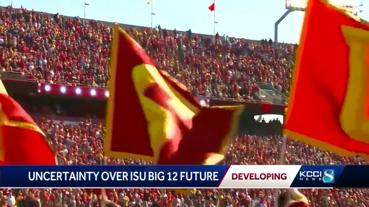 ISU students react to possible Big 12 shakeup