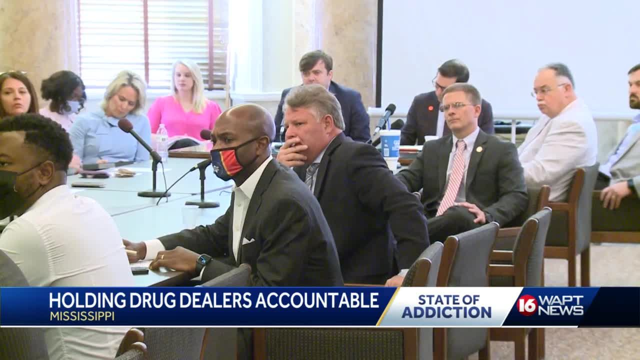 Bill seeks to make dealers responsible for overdoses