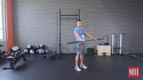 The Exercise That Works Your Entire Shoulder Complex