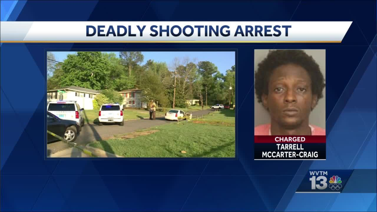 Suspect identified in fatal shooting near apartment complex in Huffman