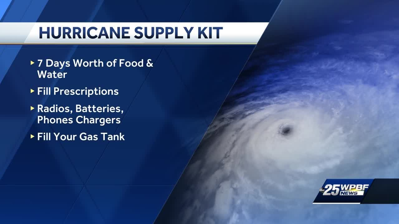 Tank Of Gas Too Much Prescription >> Hurricane Season Is A Little More Than Three Weeks Away But It S