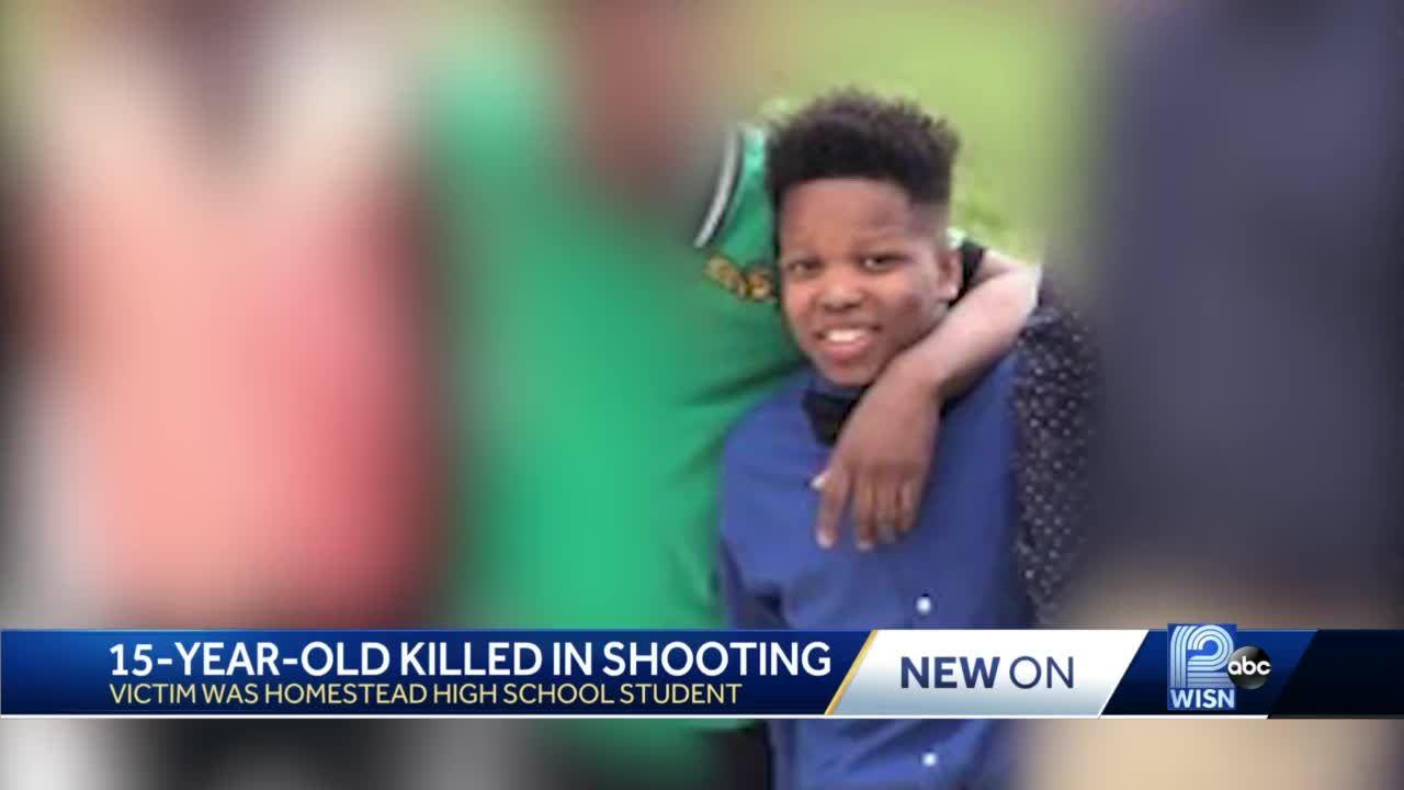 Homestead High School student killed over weekend